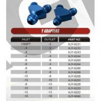 Buy cheap Y-branch fittings, adapters from wholesalers