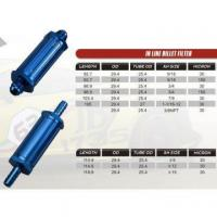 Buy cheap In-line billut filter from wholesalers