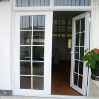 White Frame Clear Glass Sliding Windows Manufactures