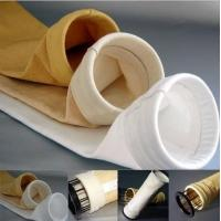 Polyester oil&water repellent filter bag Manufactures