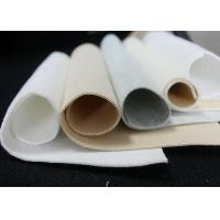 Fibreglass with PTFE membrane filter cloth Manufactures