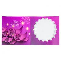 Quality Diwali Small Gift Greeting Card for sale