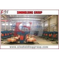 Buy cheap Upward Continuous Oxygen-free Copper Casting Machine from wholesalers