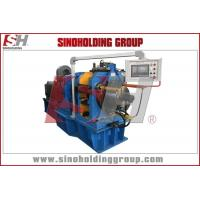 Buy cheap Combined Type Cu/ Al Profiles Continuous Extrusion Line from wholesalers