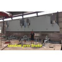 Buy cheap Tandem press brake-1 from wholesalers