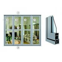 63 series folding door structure (ND-63-05-01-01-01) Manufactures