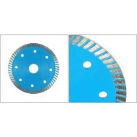 China Cutting Tools Cold press- Turbo for Porcelain Tile on sale