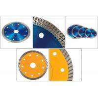China Cutting Tools Hot press- Style Turbo with Flange Super thin for Porcelain Tile on sale