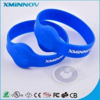 UHF RFID Bracelet For Patients events personal management Manufactures