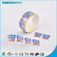 NFC anti-counterfeiting traceability seal tag sticker Manufactures