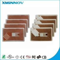 HP140107A HP150112A HP150124A HP140224 copper inlay RFID WET INLAY 18x11mm Manufactures