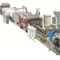 AB two layers /ABA three layers co-extrusion corrugated sheet making machine Manufactures