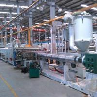 S-shaped fluted board production line
