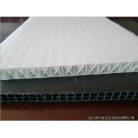 Thickened hollow board production line Manufactures