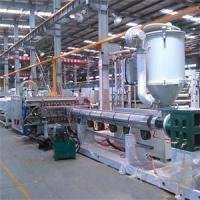 V-shaped hollow grid plate production line Manufactures