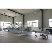 China Chemical Packing Line Automatic Spray Paint Aerosol Filling Machine on sale