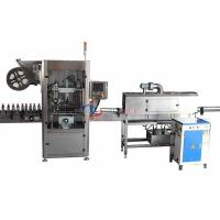 Chemical Packing Line Automatic Shrink Sleeve Labeling Machine Manufactures