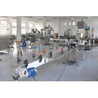 Chemical Packing Line Shower Gel Filling Machine Manufactures
