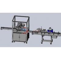 Chemical Packing Line Perfume Filling Machine Manufactures
