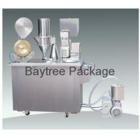 Buy cheap DTJ-C Model Semi-Automatic Capsule Filling Machine from wholesalers