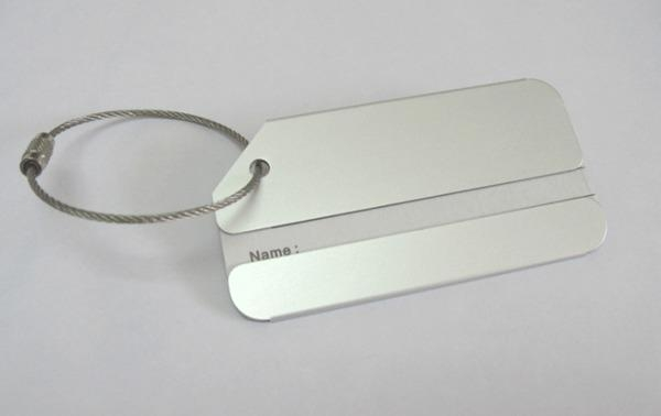 Quality luggage tag 2 for sale