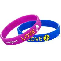 Silicone gift silicone bracelet1 Manufactures