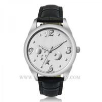 Buy cheap VT-AS3036L Fashion Genuine Leather Band Lady Watch With Nice Shell Face from wholesalers