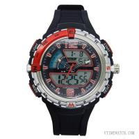 Buy cheap VT-AD1368 Factory customized dual time digital sport watch from wholesalers