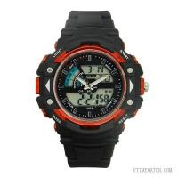 Buy cheap VT-AD1379 Mens Dual Time 5ATM Ana-Digital Sport Watch from wholesalers