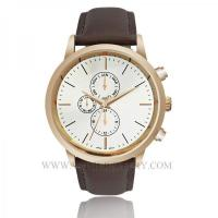 Buy cheap VT-AS3023 Fashion Genuine Leather Band Men Watch from wholesalers