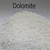 Dolomite - Introduction Manufactures