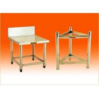 Stainless steel table series