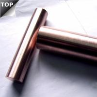 Copper Tungsten Round Bar Manufactures