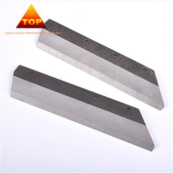 Quality Stellite 6K Rayon Fiber Cutter Blade for sale