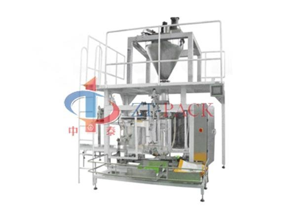 Quality Fully automatic bag given packing machine unit for powder -GFCF/25 for sale