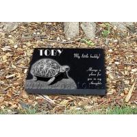 Buy cheap Small Pet Memorials Carved Sea Turtle Sculpture from wholesalers
