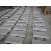 Buy cheap Light Grey Rebated Bullnose Coping from wholesalers