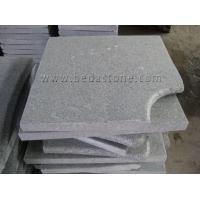 Buy cheap Basalt Bullnose Coping for Pools Corner from wholesalers
