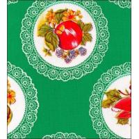 Doily Green Oilcloth Manufactures
