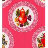 Doily Pink Oilcloth Manufactures