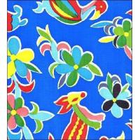 Buy cheap Animal Wonderland Blue Oilcloth from wholesalers