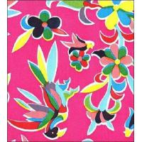 Buy cheap Animal Wonderland Pink Oilcloth from wholesalers
