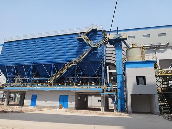 China LCM Long Bag Low Pressure Offline Dust Collector