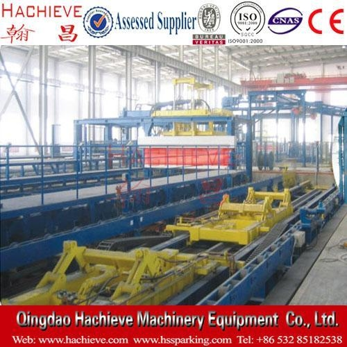Quality V-process molding production line for sale