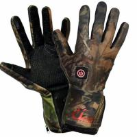 China Heated Gloves Performance camouflage heated gloves liner on sale