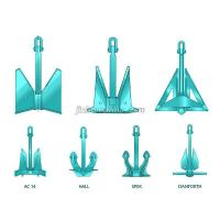 Buy cheap Stockless Anchor from wholesalers
