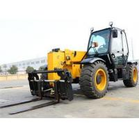 China Hydraulic Telescopic Boom Forklift Lifting Height 13700mm Construction Heavy Equipment on sale