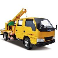 Truck mounted pile driver & extractor NJJ5061TQX5 Manufactures