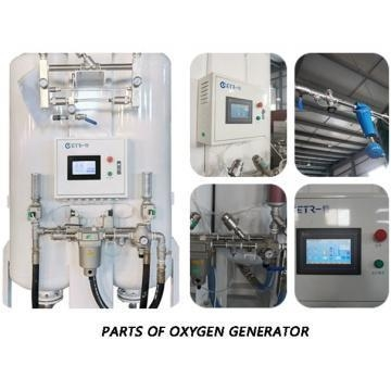 Quality PSA Oxygen Generator Supplier with 3000 References for sale