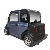 Electric car G-4S Manufactures